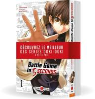 Battle Game in 5 Seconds - pack promo vol. 01 et vol. 02