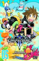 Kingdom hearts, Kingdom Hearts II T05, 5