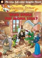 Who Stole The Mona Lisa (Geronimo Stilton)