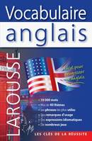 Larousse Vocabulaire anglais