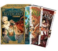 1-3, The Promised Neverland - Pack T01 à T03