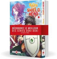 The Rising of the Shield Hero - Pack promo vol. 01 et 02
