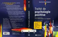 Traité de psychologie positive