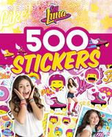 SOY LUNA - 500 Stickers Collector - Emoji, pop art, messages