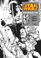 Stars Wars Rebellion, Coloriage XXL