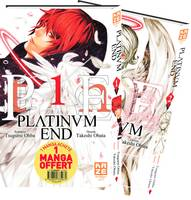 Platinum End - Pack Découverte T01 & T02