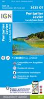 3425OT PONTARLIER/LEVIER/LAC DE ST POINT