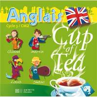 CUP OF TEA ANGLAIS CM2 - DOUBLE CD AUDIO CLASSE -