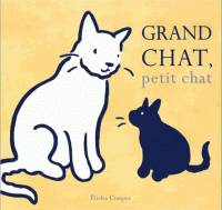 Grand chat, petit chat