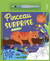 Pinceau surprise  - Animaux