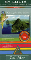 ST LUCIA  1/50.000 (ROAD MAP)