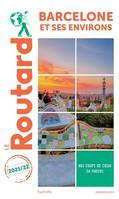 Guide du Routard Barcelone 2021