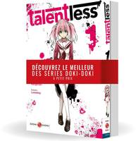Talentless - Pack promo vol. 01 et 02