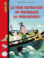 Folle Expedition De Ma Bobine Et Mouton Leon N240