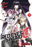 Red Eyes Sword Zero - Akame ga Kill ! Zero - tome 07