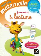 Je commence la lecture grande section