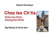 BLACKY & WHITY FAMILY - 15/- - CHEZ LES CH'TIS - BIG BLACKY & ONCLE SAM