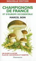 Champignons de France et d'Europe occidentale