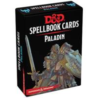 Dungeons & Dragons 5 VF - Spellbook Cards Paladin