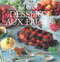 100 desserts aux fruits