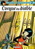 2, YOKO TSUNO - NO 2: L'ORGUE DU DIABLE