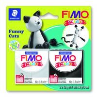 Kit Fimo kids Funny Chat