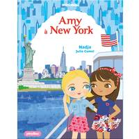 Minimiki - Amy et l'invitation à New-York - Tome 32