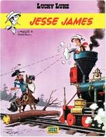LUCKY LUKE - TOME 4 - JESSE JAMES, Volume 4, Jesse James