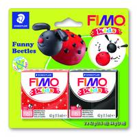 Kit Fimo Kids funny Coccinelle