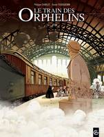 1, Le train des orphelins - volume 1 - Jim