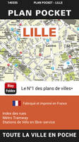 LILLE PLAN POCKET