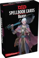 Dungeons & Dragons 5 VF - Spellbook Cards Barde
