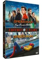 Coffret Spider-man Homecoming + Spider- man far from home