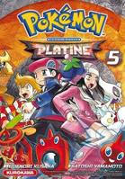 POKEMON DIAMANT PERLE / PLATINE - TOME 5 - VOLUME 05
