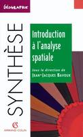 Introduction à l'analyse spatiale