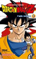 Dragonball Z, 1, DRAGON BALL Z - TOME 1