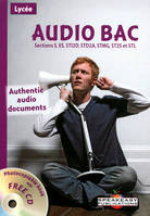 AUDIO BAC AUTHENTIC AUDIO DOC