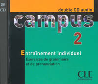 Campus 2 - CD audio individuel