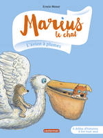 Marius le chat, L'avion à plumes