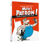 DVD - Merci Patron !