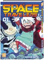 1, Space Travelers - Tome 1