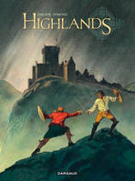 1, Highlands - Tome 1 - Le portrait d'Amelia (1/2)