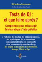 TESTS DE QI : ET QUE FAIRE APRES?