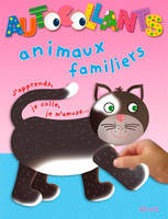 AUTOCOLLANTS ANIMAUX ANIMAUX FAMILIERS