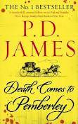 Death comes to Pemberley, Livre