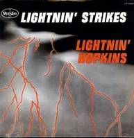 lightnin' strikes lp
