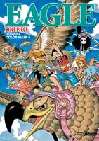 4, Eagle, One Piece Color Walk - Tome 04, Eagle