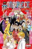 One Piece - Édition originale - Tome 86