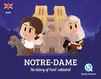 Notre-Dame (version Anglaise), The Story of Paris's Cathedral