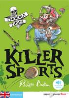 Killer Sports- Livre + mp3